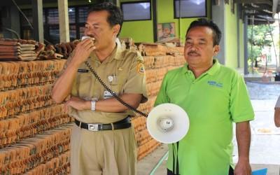 Keluarga Besar SMK Negeri 2 Semarang Merayakan Hari Raya Qurban dengan Suasana Khitmat